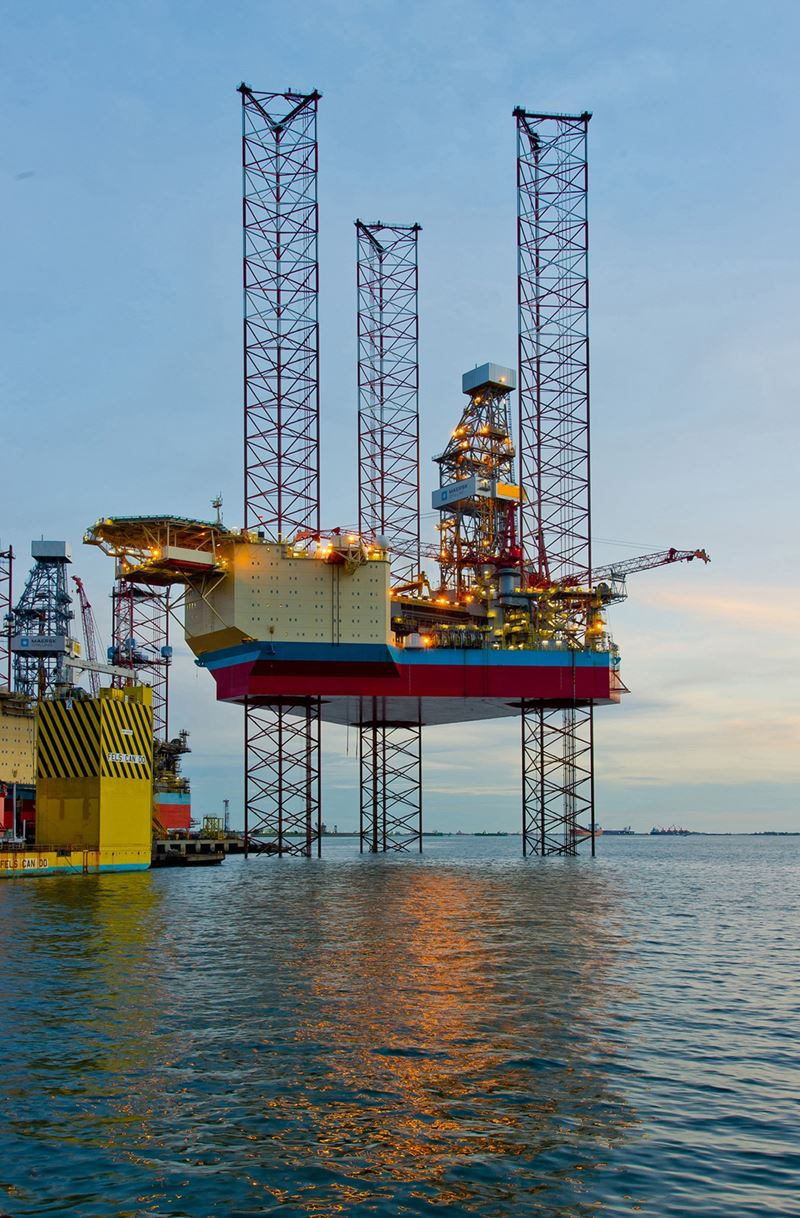 No dismissals in Maersk Drilling Norway